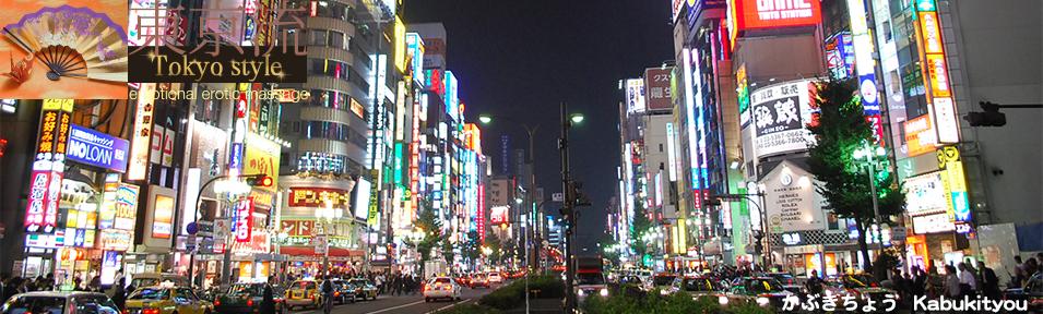 Kabukityou Tokyo escort massage Adult entertainment